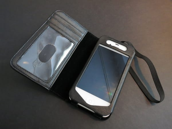 Review: NutKase Genuine Leather Wallet for iPhone 4/4S