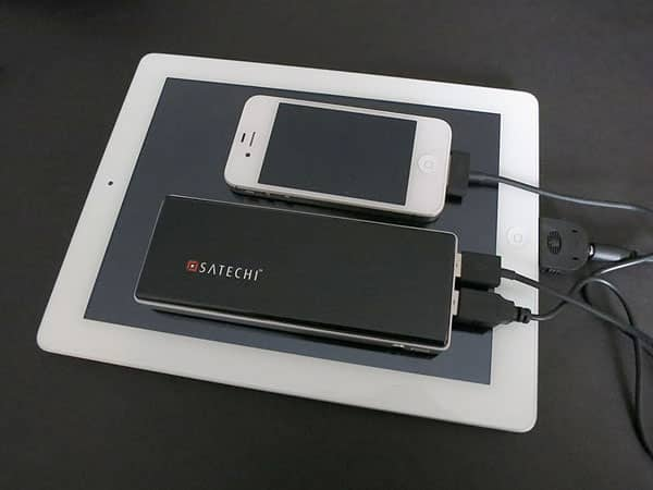 Review: Satechi Portable Energy Station 10000