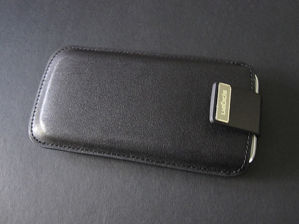 Review: Spigen SGP Crumena Pouch for iPhone 5