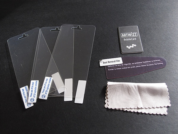 First Look: Artwizz ScratchStopper Films for iPhone 5