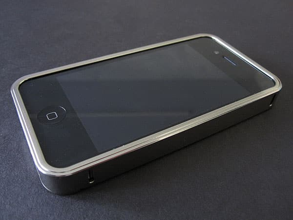 Review: Luxa2 Alum X for iPhone 4/4S