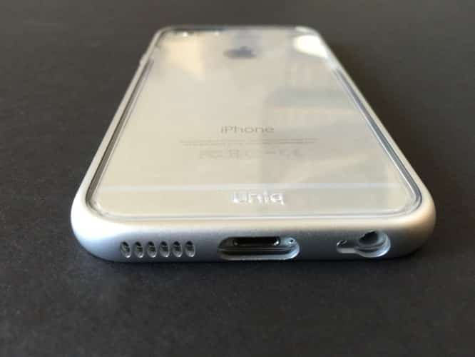 Review: Uniq Aircraft Clear for iPhone 6