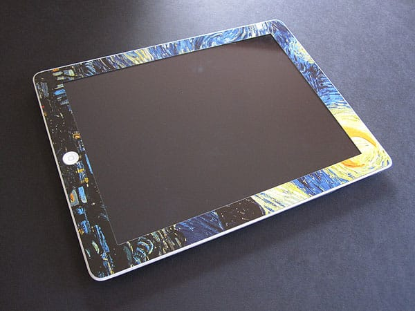 Review: Skinit Skins for iPad (3rd-Generation)