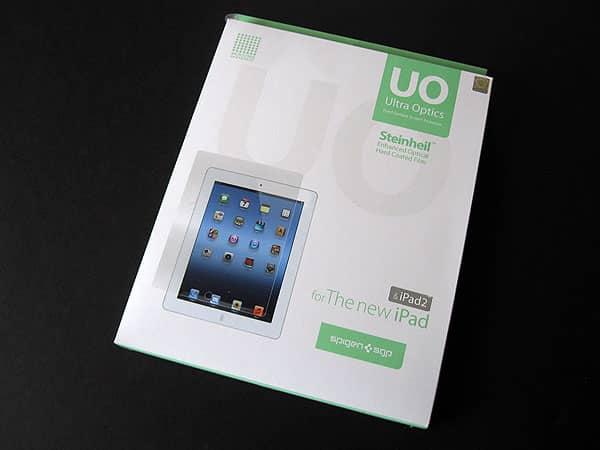 Review: Spigen SGP Steinheil Ultra Optics Screen Protector for iPad (3rd-Gen)