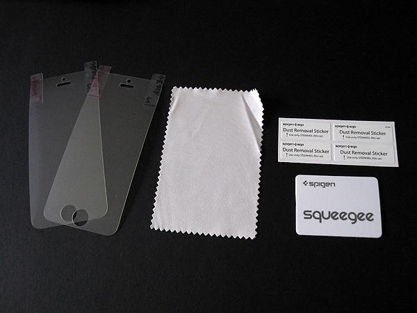 First Look: Spigen SGP Steinheil Screen Protectors for iPhone 5