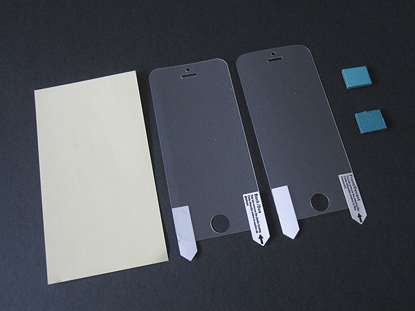 First Look: Green Onions Supply Screen Protectors for iPhone 5