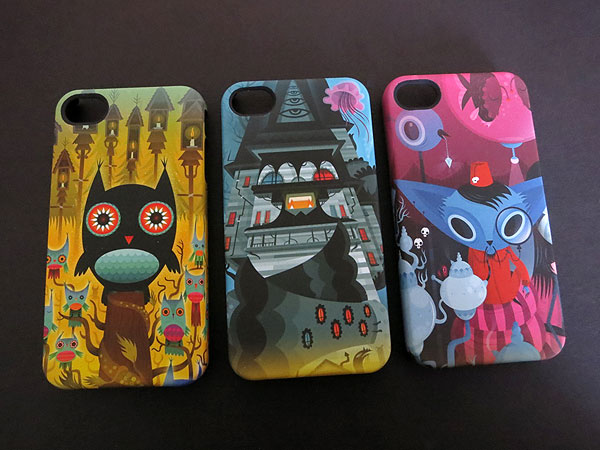 First Look: Cygnett Icon Art Series for iPhone 4/4S