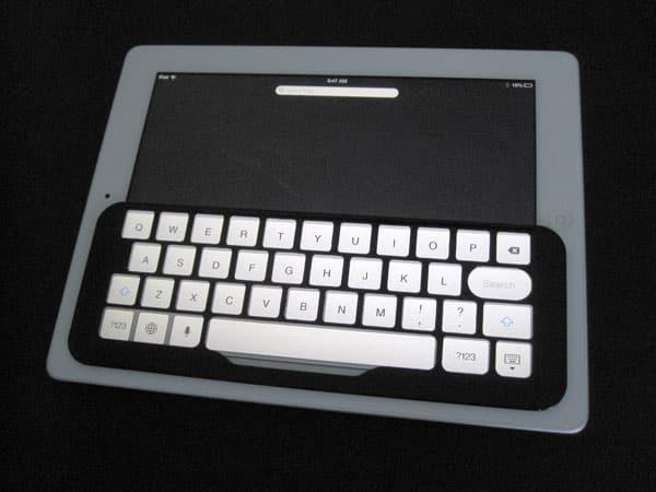 Review: iKeyboard iKeyboard for iPad