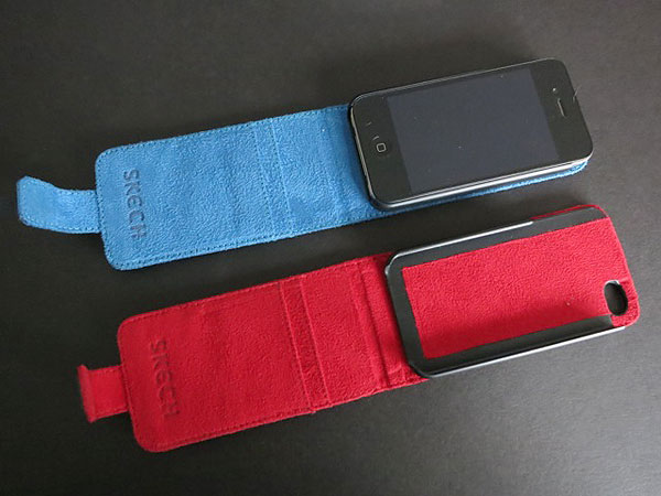 First Look: Skech Trax for iPhone 4/4S