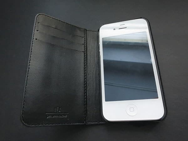 Review: Hex Axis Wallet for iPhone 4/4S