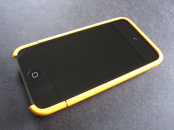 First Look: Enki Soft Touch iPod Case for iPod touch 4G