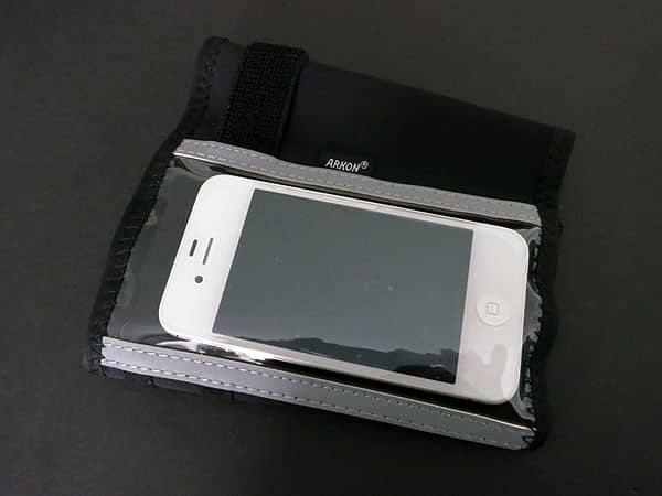 Review: Arkon Forearm Holder for iPhone + iPod touch