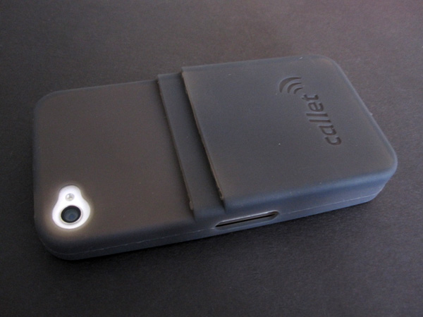 First Look: The Callet Callet for iPhone 4