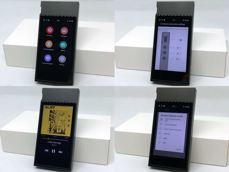 Review: Fiio M7 Digital Audio Player