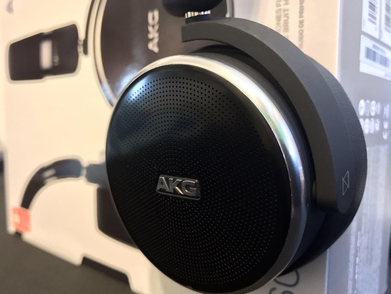 Review: AKG N60 On-Ear Headphones