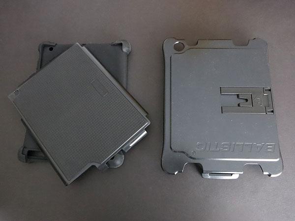 Review: Ballistic Tough Jacket Series Case for iPad 2/iPad (3rd-Gen)
