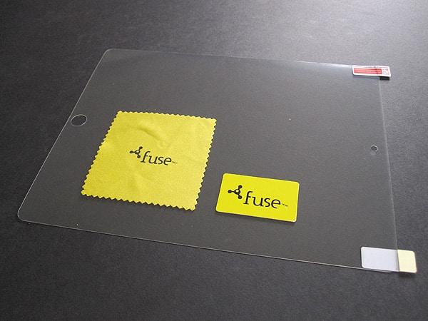 Preview: Fuse Antibacterial Screen Guard for iPad 2 + iPhone 4