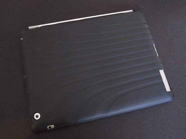 Review: Coolous SoftShell for iPad 2
