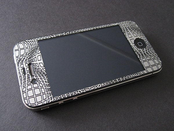 First Look: MetalliCover MetalliCover for iPhone 4