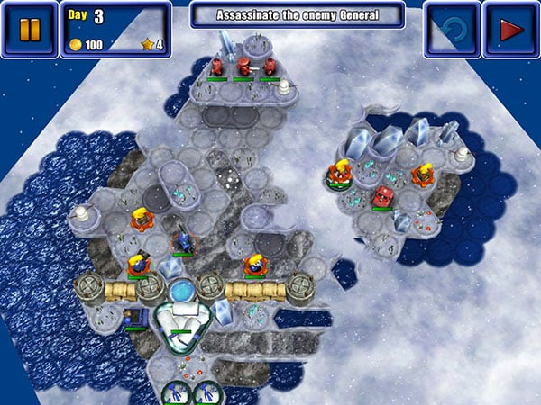 iOS Gems: Great Big War Game, The Act + The Dark Knight Rises