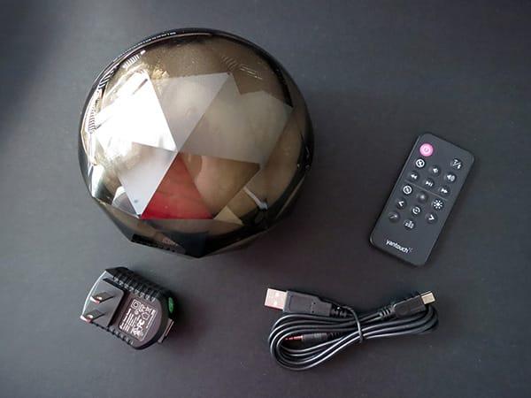 Review: Yantouch Black Diamond 3 Bluetooth Wireless Speaker
