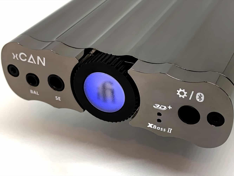 Review: iFi xCAN Headphone Amplifier