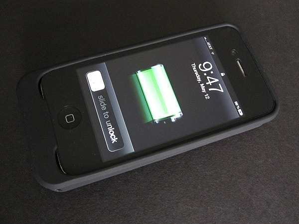 Review: XPAL/PowerSkin PowerSkin for iPhone 4