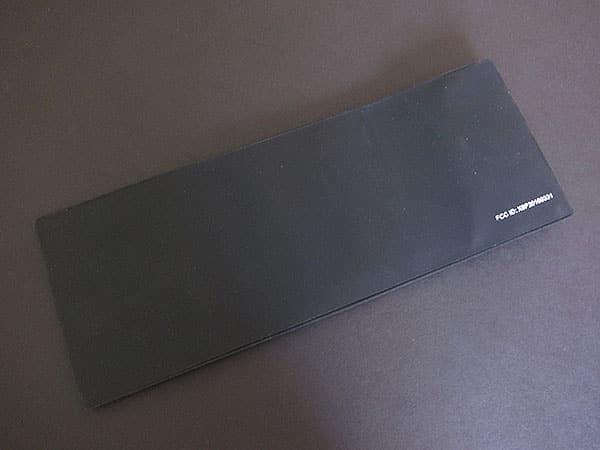 Review: Scosche freeKEY Flexible Water Resistant Keyboard