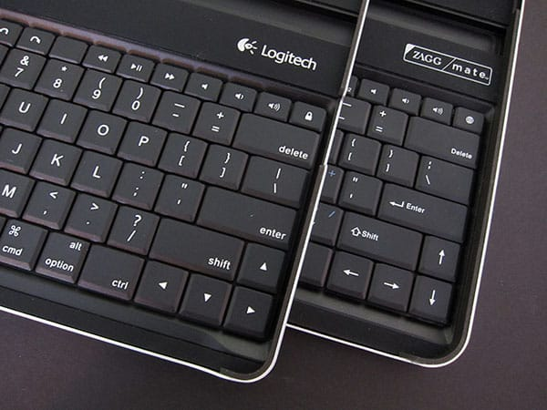 Review: Logitech Keyboard Case for iPad 2