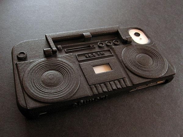 Review: Fresh Fiber Boombox, Camera, Macedonia + Mondriaan Cases for iPhone 4/4S