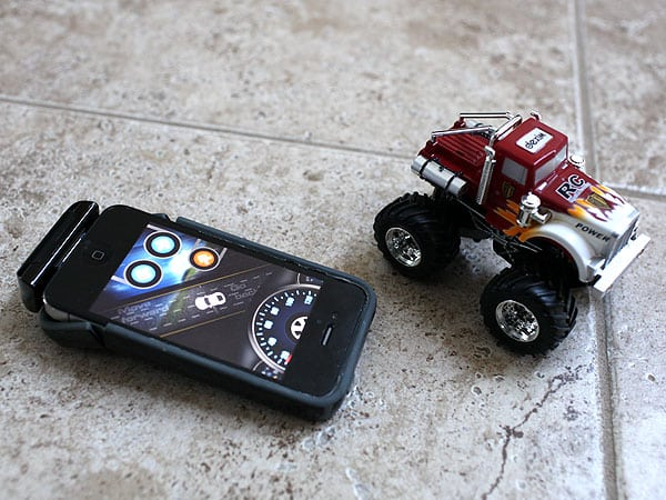 Review: Dexim AppSpeed Gyro Controlled Monster Truck