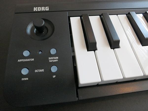 Review: Korg MicroKEY-25