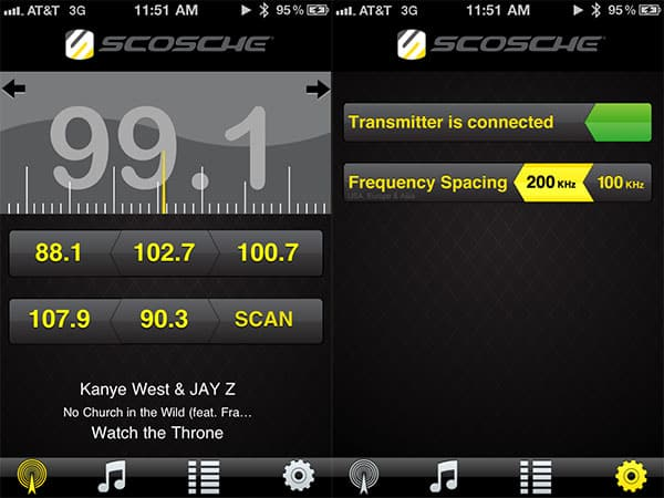 First Look: Scosche freqOut Digital FM Transmitter for iPod + iPhone