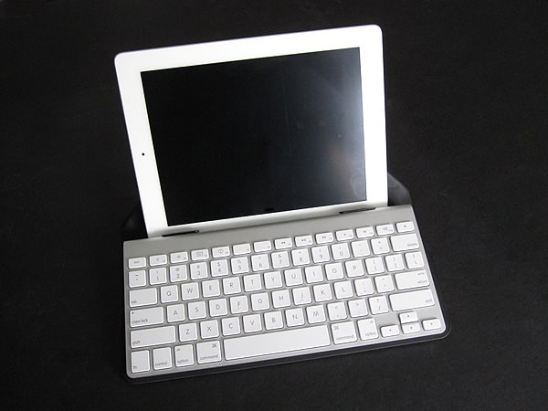 Review: Incase Origami Workstation for iPad and Apple Wireless Keyboard