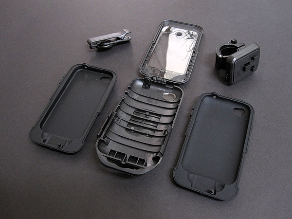 Review: Luxa2 H10 Bike Mount for iPhone 3G/3GS + iPhone 4/4S