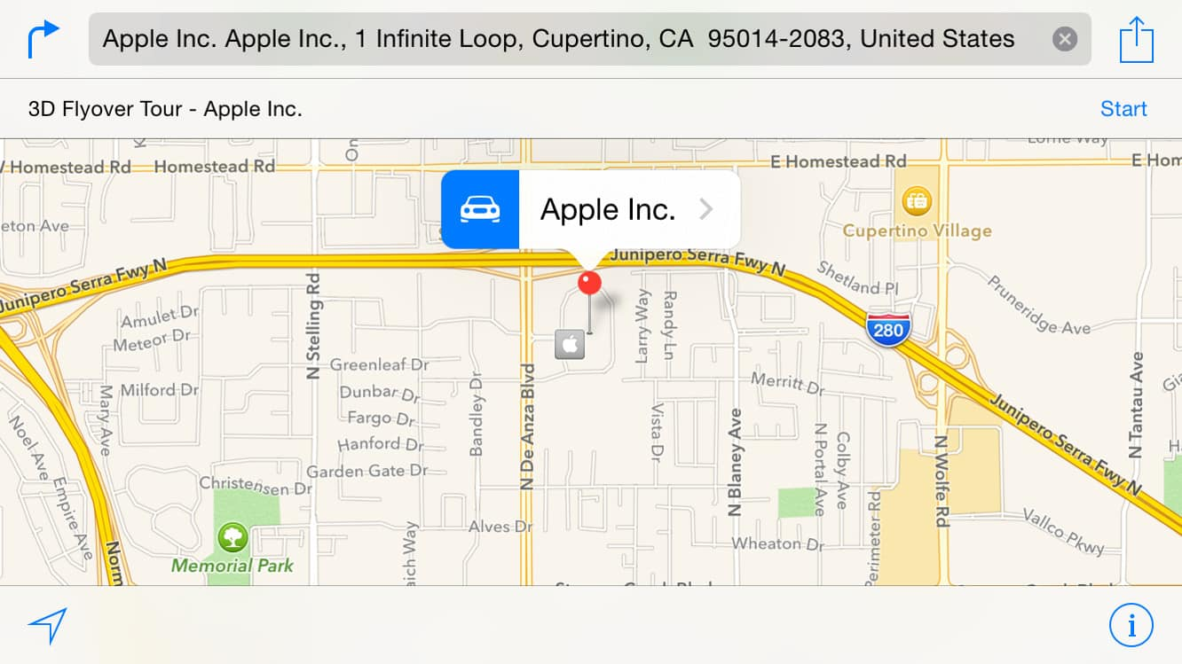 Apple sending out drones to improve Maps data, adding interior building maps