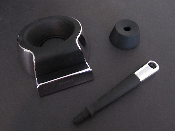 Review: Belkin Chef Stand + Stylus for iPad + iPad 2