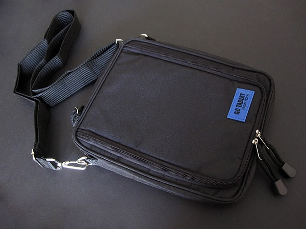Review: Go Tablet Padded Ballistic Nylon Travel Case/Bag for iPad + iPad 2