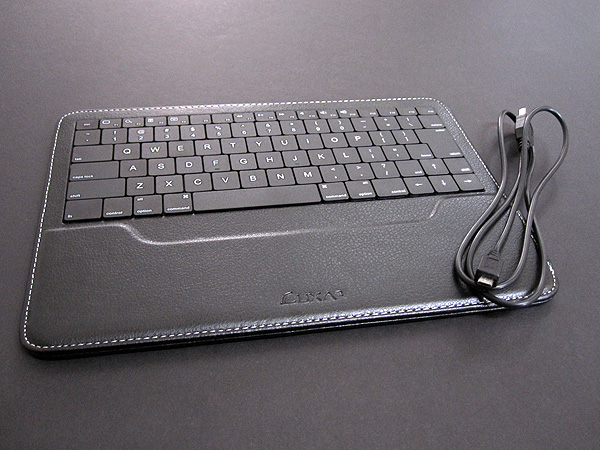 Review: Luxa2 SlimBT Bluetooth Keyboard