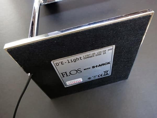 Review: FLOS / Philippe Starck D'E-light