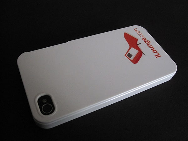 First Look: Case for USA LifeJacket for iPhone 4