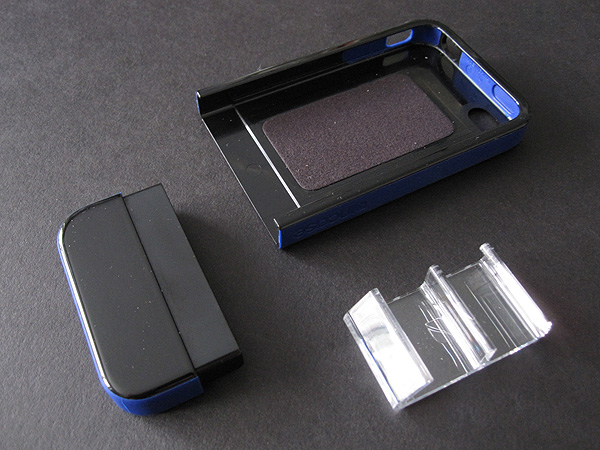 Review: Incase Pro Slider Case for iPhone 4