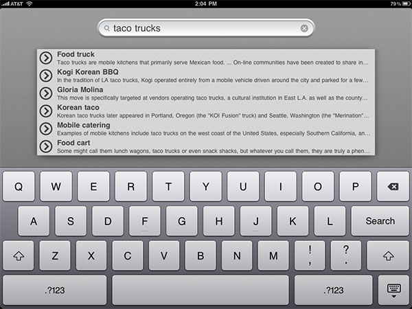 iPhone + iPad Gems: Airport Remote Monitor, Discover, Flipboard, Sushi + More