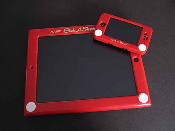 Preview: Headcase Etch A Sketch Cases for iPad, iPhone + iPod touch
