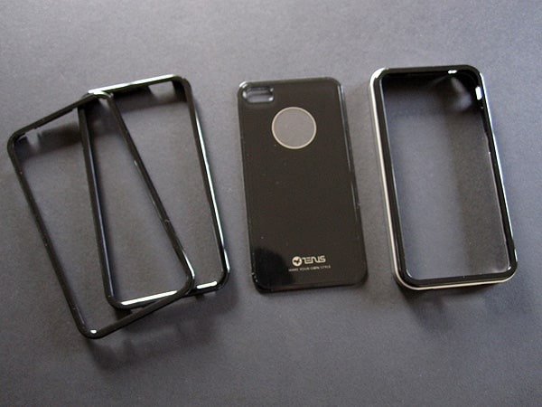 First Look: Zenus Multi Bumper for iPhone 4