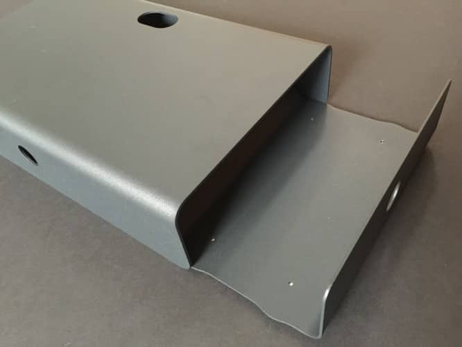 Heckler Design Cliff Display Riser + Desk Drawer