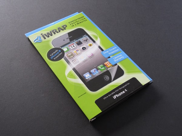 First Look: iWrap Full Body Film for iPhone 4