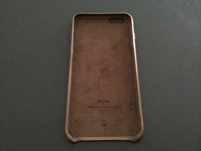 Review: Apple iPhone 6 + iPhone 6 Plus Leather and Silicone Cases