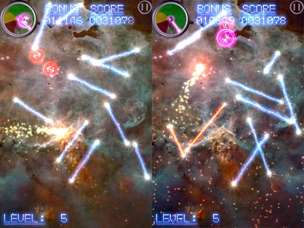 iPhone Gems: Two-Dimensional Touch Games