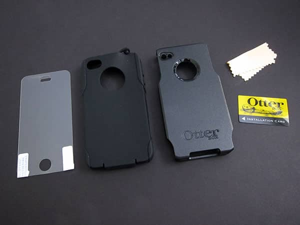 Review: OtterBox Commuter Series Case for iPhone 4